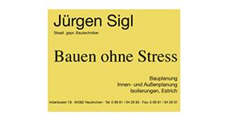 Jürgen Sigl Logo